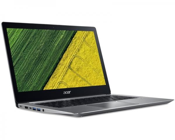 ACER Swift SF314-52-70RV 14 FHD Intel Core i7-7500U 2.7GHz (3.50GHz) 8GB 256GB SSD Windows 10 Home 64bit srebrni