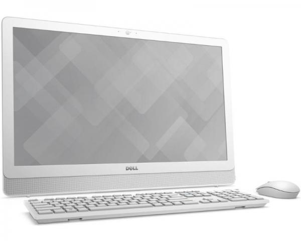 DELL Inspiron 24 (3464) 23.8 FHD Core i3-7100U 2-Core 2.4GHz 4GB 1TB ODD Ubuntu beli + tastatura + miš 5Y5B