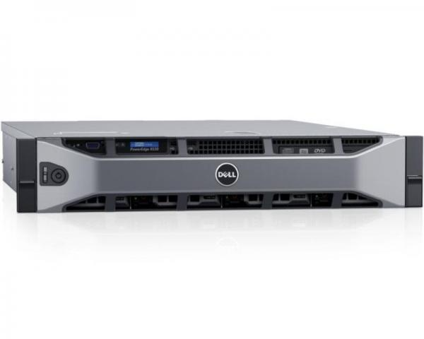 DELL PowerEdge R530 2x Xeon E5-2620 v4 8-Core 2.1GHz (3.0GHz) 128GB 2x300GB SAS 2x1TB NL SAS 4x2TB NL SAS 3yr NBD