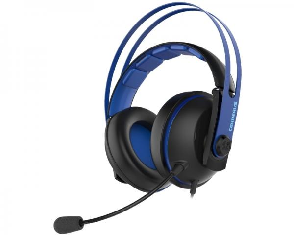 ASUS CERBERUS V2 Gaming plave slušalice sa mikrofonom