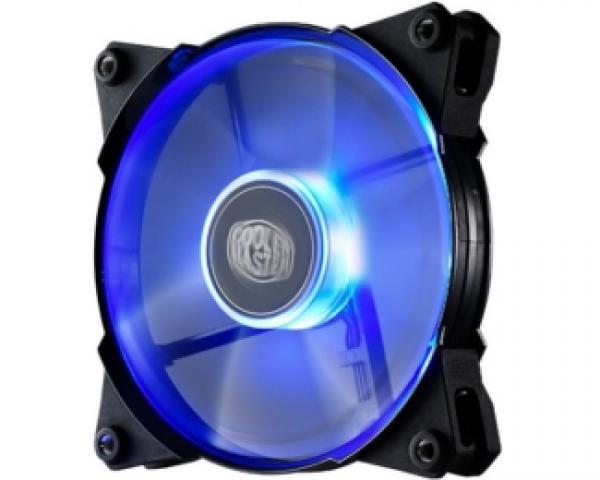 COOLER MASTER JetFlo 120 Blue LED 120mm ventilator (R4-JFDP-20PB-R1)