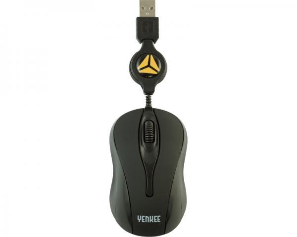 YENKEE YMS 4005BK Lima USB Optical crni miš