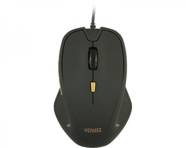 YENKEE YMS 1010BK Dakar USB Optical crni miš