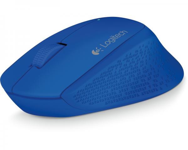 LOGITECH M280 Wireless plavi miš