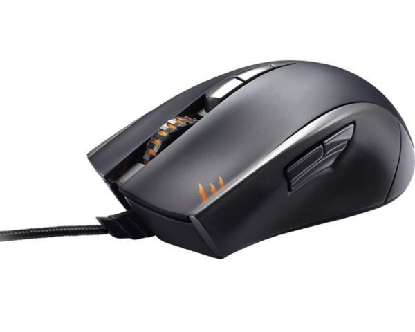 ASUS STRIX CLAW Gaming Optical USB crni miš