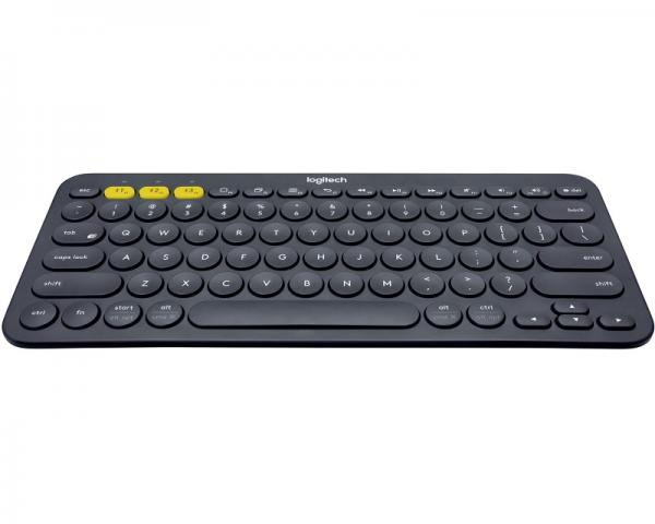 LOGITECH K380 Bluetooth Multi-Device US crna tastatura