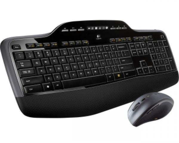 LOGITECH MK710 Wireless Desktop US tastatura + miš Retail
