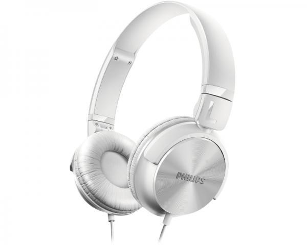 PHILIPS SHL3060WT/00 bele slušalice