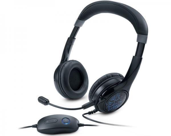 GENIUS HS-G450 slušalice sa mikrofonom