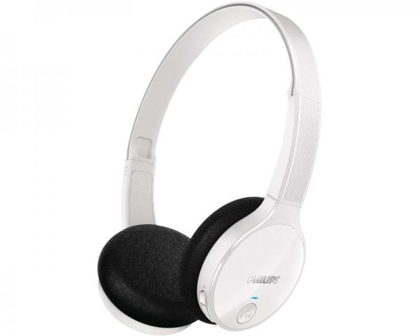 PHILIPS SHB4000WT/10 Bluetooth bele slušalice
