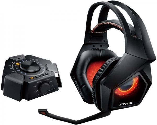 ASUS STRIX 7.1 Gaming slušalice sa mikrofonom