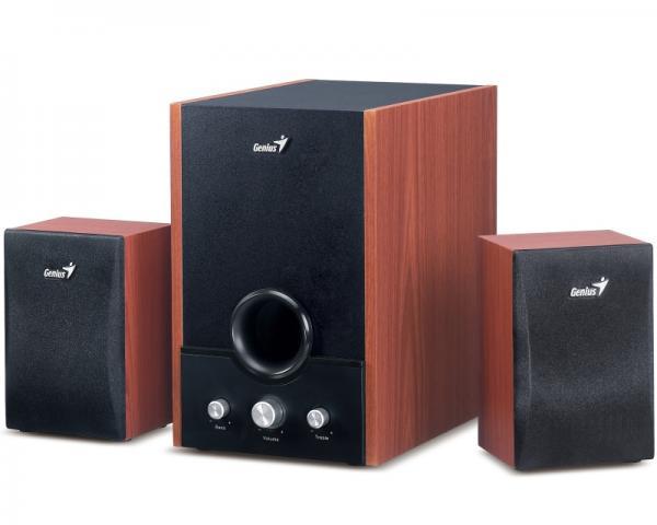 GENIUS SW-HF2.1 1700 2.1 Classical wood zvučnici