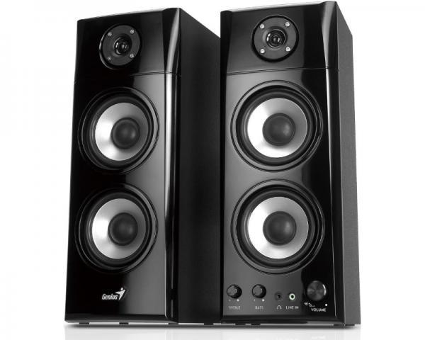 GENIUS SP-HF1800A 2.0 crni zvučnici