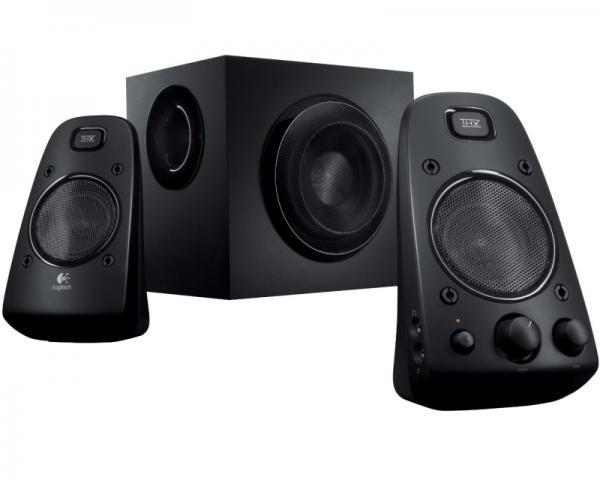LOGITECH Z623 2.1 crni zvučnici Retail