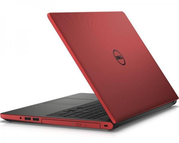 DELL Inspiron 15 (5558) 15.6 Intel Core i3-5005U 2.0GHz 4GB 1TB 4-cell ODD crveni Ubuntu 5Y5B