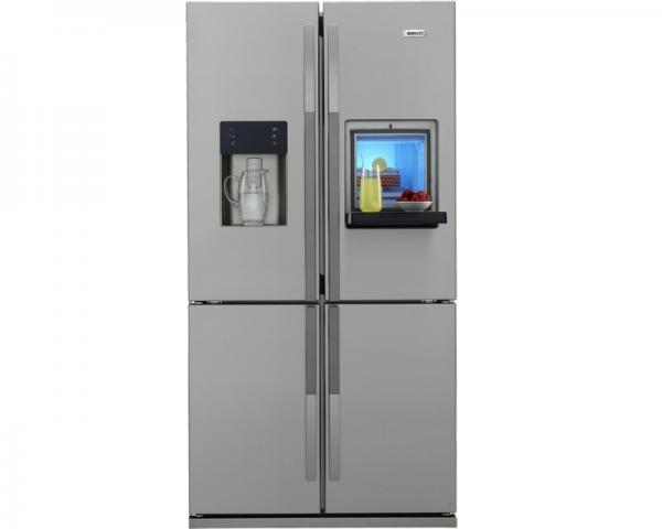 BEKO GNE 134605 X side by side frižider