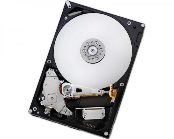 DELL 2TB 3.5 SATA 6Gbps 7.2k Assembled Kit 11+