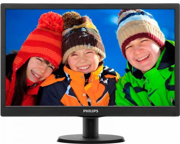 PHILIPS 18.5 V-line 193V5LSB2/10 LED monitor