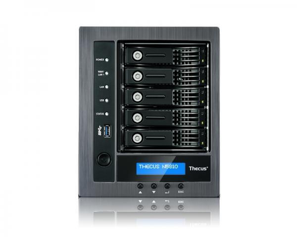 THECUS NAS Storage Server N5810