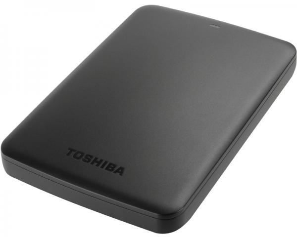 TOSHIBA Canvio Basics 500GB 2.5 crni eksterni hard disk HDTB305EK3AA