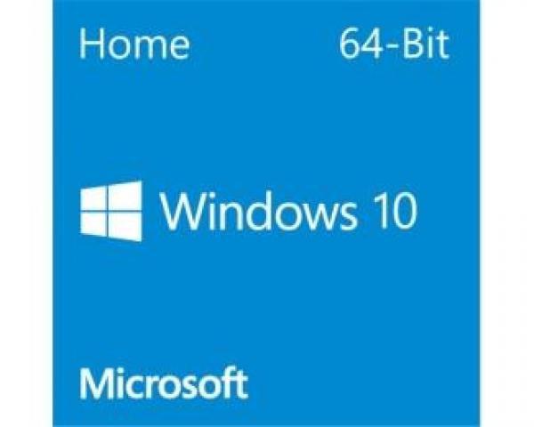 MICROSOFT Windows 10 Home 64bit GGK Eng Intl (L3P-00033)