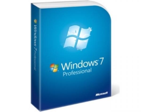 GGK Win 7 Pro 32/64bit Engl Legalization SP1 OEM DVD