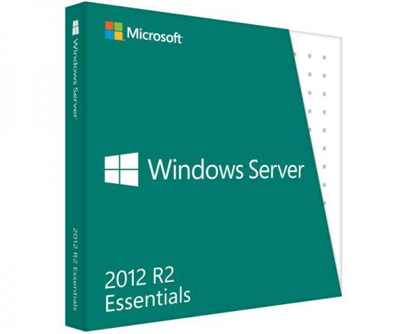 MICROSOFT Windows Server 2012 R2 Essentials 64bit (G3S-00716)