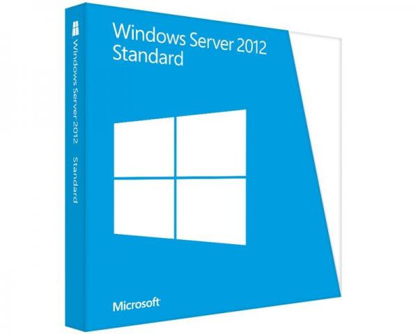 MICROSOFT Windows Server 2012 Standard R2 OEM 64bit (P73-06165)