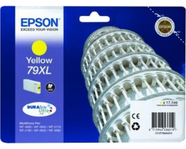 EPSON T7904 žuti kertridž XL