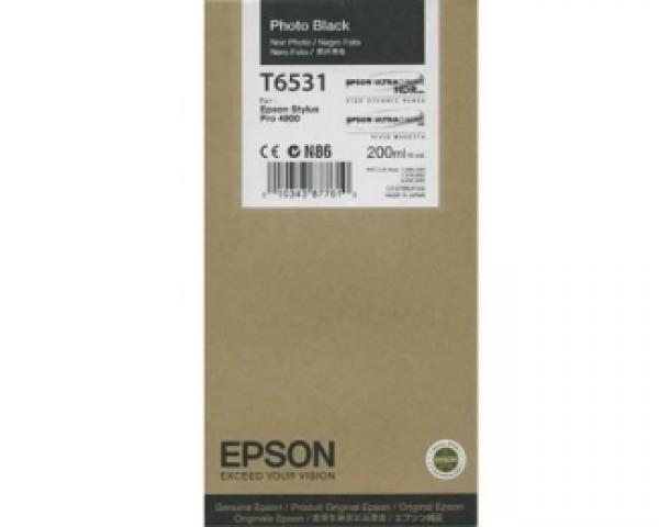 EPSON T6531 crni kertridž