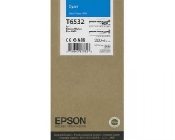 EPSON T6532 cyan kertridž