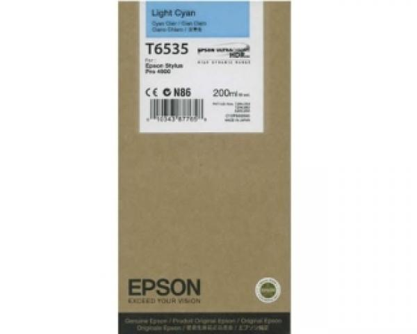 EPSON T6535 light cyan kertridž