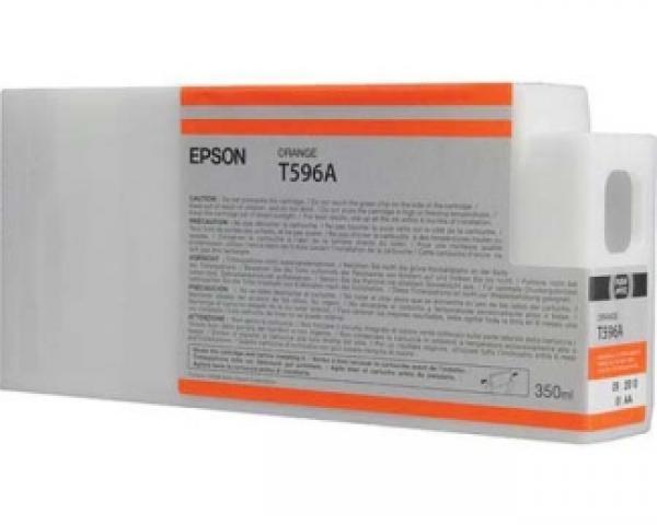 EPSON T596A UltraChrome HDR narandžasti 350ml kertridž