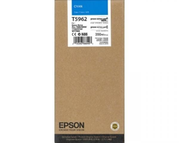 EPSON T5962 UltraChrome HDR cyan 350ml kertridž