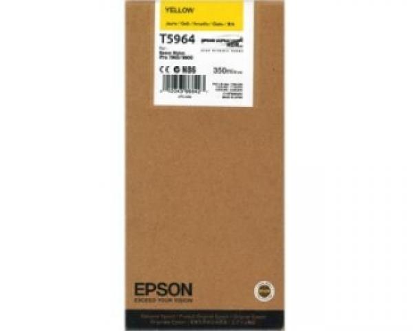EPSON T5964 UltraChrome HDR žuti 350ml kertridž