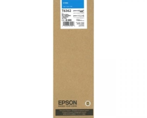 EPSON T6362 UltraChrome HDR cyan 700ml kertridž
