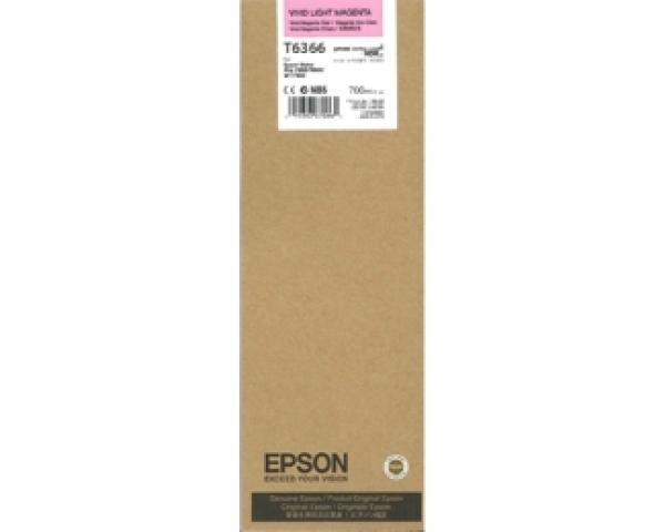 EPSON T6366 UltraChrome HDR vivid light magenta 700ml kertridž