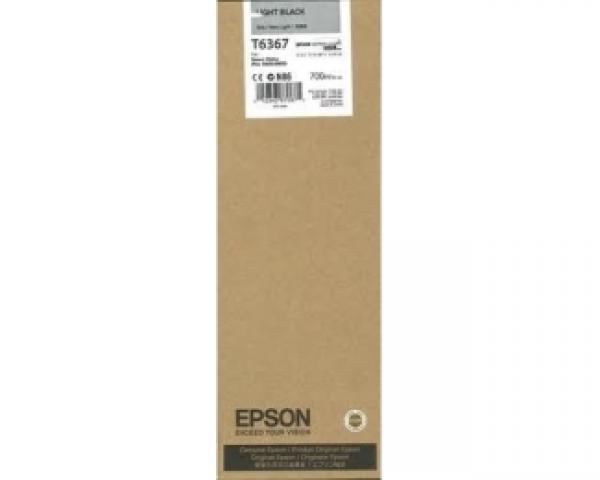 EPSON T6367 UltraChrome HDR light crni 700ml kertridž