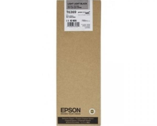 EPSON T6369 UltraChrome HDR light light crni 700ml kertridž