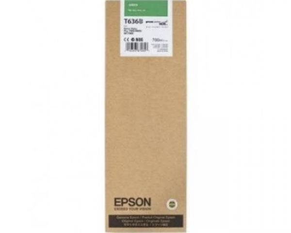 EPSON T636B UltraChrome HDR zeleni 700ml kertridž