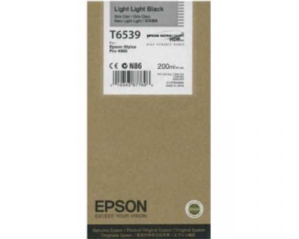 EPSON T6539 light light crni kertridž
