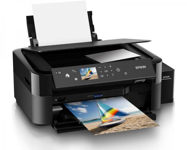 EPSON L850 ITS/ciss (6 boja) Photo multifunkcijski inkjet uređaj