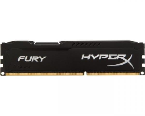 KINGSTON DIMM DDR3 8GB 1866MHz HX318C10FB/8 HyperX Fury Black