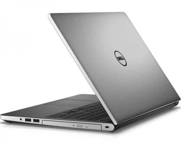 DELL Inspiron 15 (5559) 15.6 FHD Touch Intel Core i7-6500U 2.5GHz (3.1GHz) 8GB 256GB SSD Radeon R5 M335 4GB 4-cell ODD srebrni Windows 10 Home 64bit 5Y5B