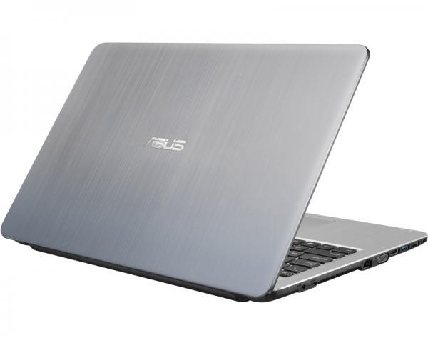 ASUS X540SA-XX119D 15.6 Intel N3150 Quad Core 1.60GHz (2.08GHz) 4GB 500GB ODD srebrni