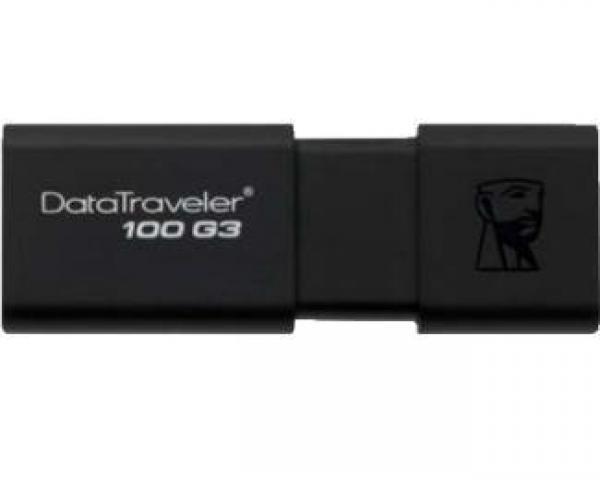 KINGSTON 128GB DataTraveler 100 Generation 3 USB 3.0 flash DT100G3/128GB