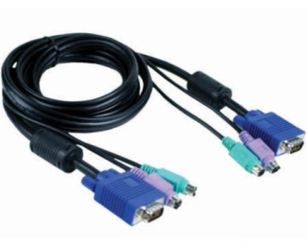 D-LINK DKVM-CB PS/2 + VGA D-sub kabl za KVM switch
