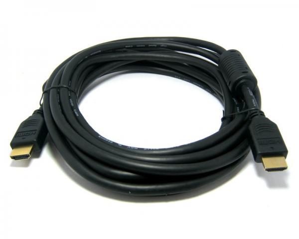 FAST ASIA Kabl HDMI M/M 15m feritno jezgro crni