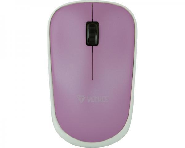 YENKEE YMS 2005PK Delhi USB Optical pink miš