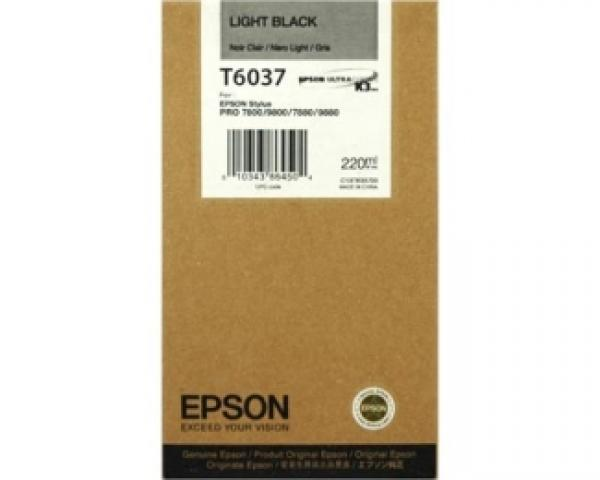 EPSON T6037 light crni kertridž
